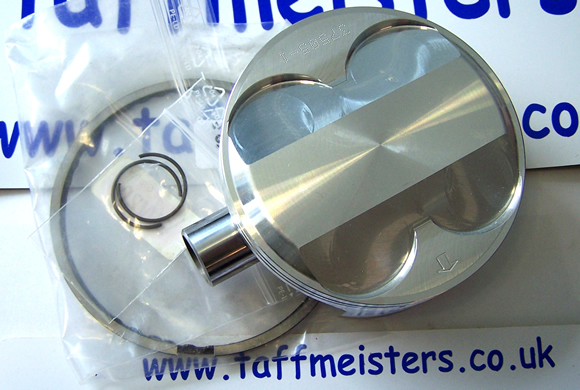 100297 - 80030007144 Domed Piston 92mm Bore.