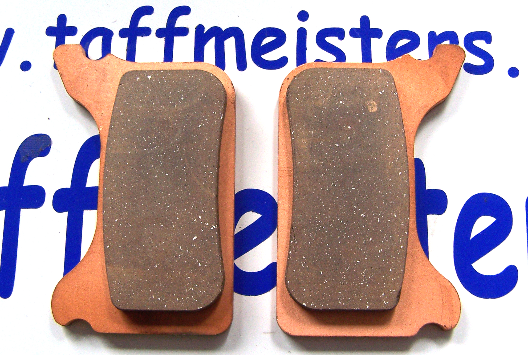 100665 -Front Brake Pads Gold Fren Beringer Radial - FS Models 2006 + (Not 450 Model).