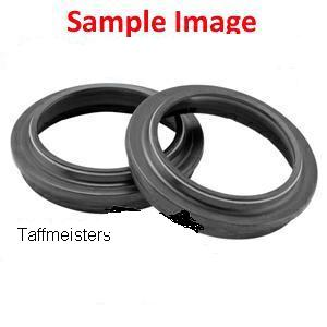 100747 - K&S Fork Dust Seal Set (50mm) WP White Power Std.