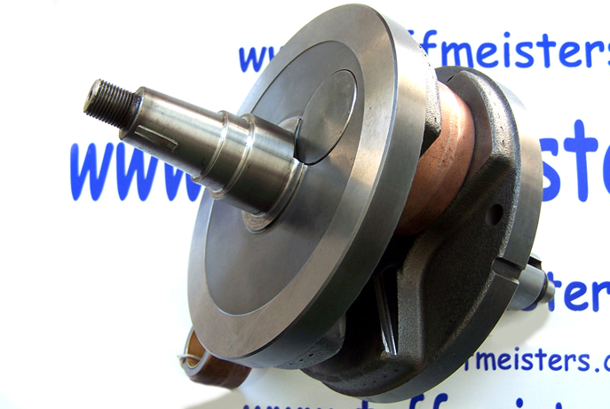 100274 - 81530118000 Complete Crank 550 FC (Replaces 21017101 & 21022701).