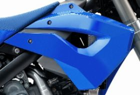 200004- 	8130805400068b Shroud (Spoiler) Set 2014 - Blue 2014