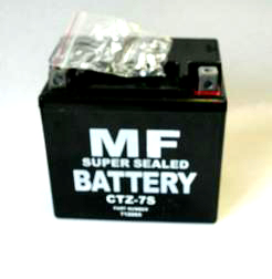 100146 - Battery CTZ7s (YT27s). GEL CEL