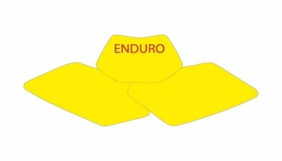 300126 - HUSABERG BACKGROUND FE 2000-2008- yellow