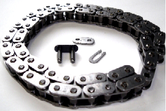 100159 - Iwis Cam Chain 80 link with split link.- 501 1989-1993 (200 045 01)