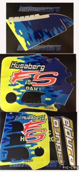 "199113 - 1998 FS ""Elduro"" DECAL SET"